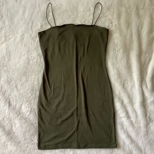 NWT garage bodycon mini dress
